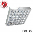 LED luminaire IP21 4x9W OM