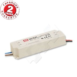 LED POWER SUPPLY MEAN WELL 20W