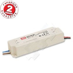 LED POWER SUPPLY MEAN WELL 30W